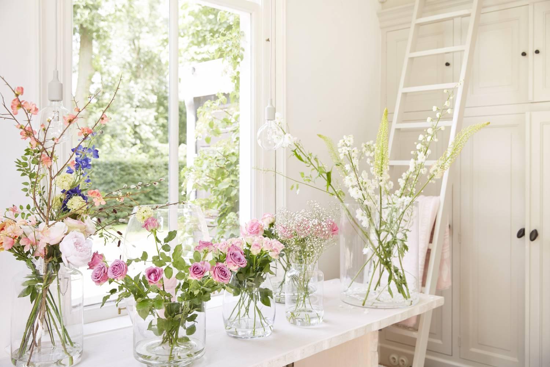 Voorjaar in huis for Decoratie woning