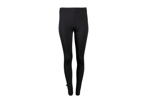 Zusss Gladde legging zwart - M/L