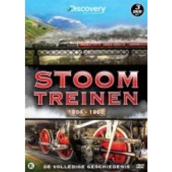 TDM Entertainment Stoomtreinen 1904-1960 De volledige geschiedenis