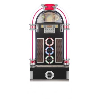 Ricatech Full size LED Jukebox RR1600