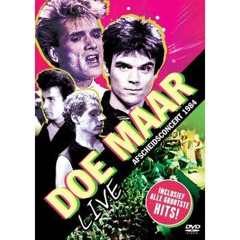 Source1 Media Doe Maar Live - Afscheidsconcert 1984