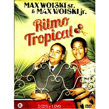 Source1 Media Ritmo Tropical - Max Woiski sr. en Max Woiski jr.