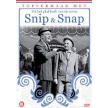 Source1 Media Topvermaak met Snip en Snap. Uit het plakboek van de revue