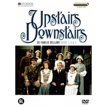 Memphis Belle Uitgeverij Upstairs Downstairs - Seizoen 1 t/m 3