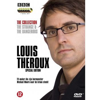 Memphis Belle Uitgeverij Louis Theroux - Special Edition