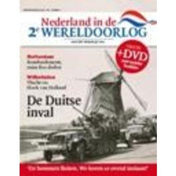 Source1 Media De Duitse inval (magazine + DVD)