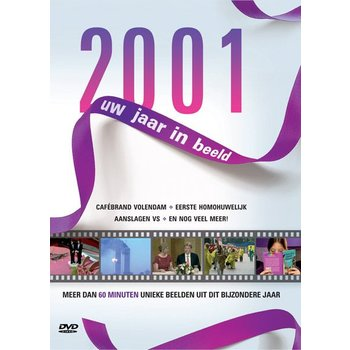 Just Entertainment Uw Jaar in Beeld 2001