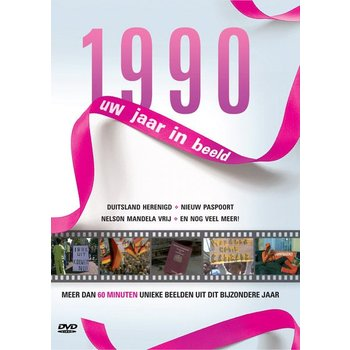 Just Entertainment Uw Jaar in Beeld 1990