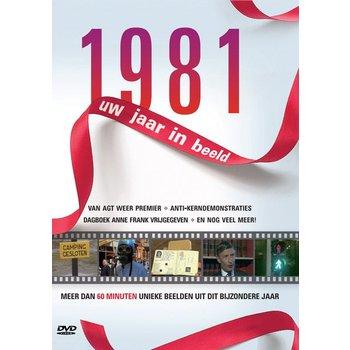 Just Entertainment Uw Jaar in Beeld 1981