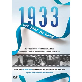 Just Entertainment Uw Jaar in Beeld 1933