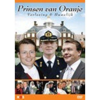 Strengholt Prinsen van Oranje - Verloving & Huwelijk