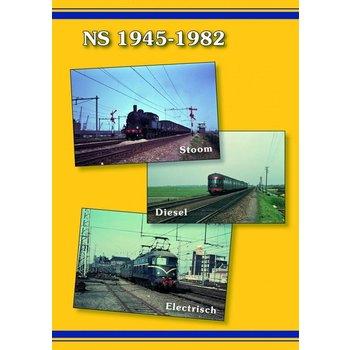 Groenendal Video Groep Nederlandse Spoorwegen 1945 tot 1982