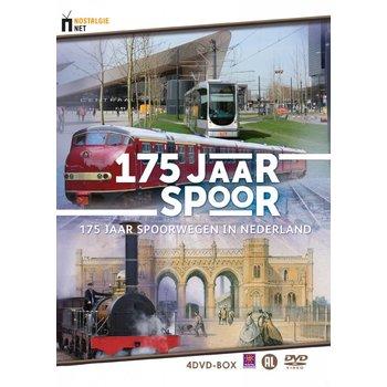 Van den Burg Beeldproducties 175 Jaar Spoor