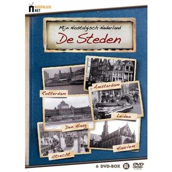 Just Entertainment Mijn Nostalgisch Nederland - De Steden
