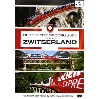 Van den Burg Beeldproducties De mooiste spoorlijnen van Zwitserland