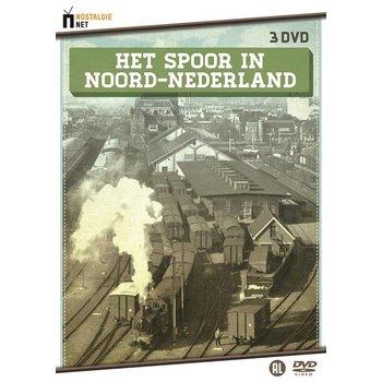 Just Entertainment Het spoor in Noord-Nederland