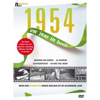 Just Entertainment Uw Jaar in Beeld 1954