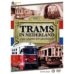 Just Entertainment Trams in Nederland - Van stoom tot electrisch