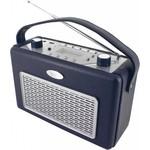 Soundmaster Nostalgische radio TR50 donkerblauw