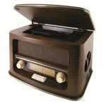 Soundmaster Nostalgische radio/CD-speler NR975