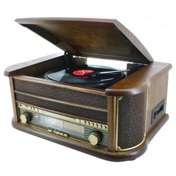 Soundmaster Nostalgisch music center NR513A