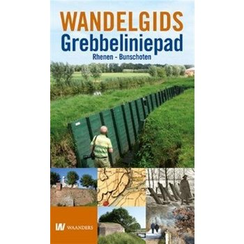 Wbooks Wandelgids Grebbeliniepad - Ochten, Rhenen, Spakenburg