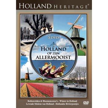 Source1 Media Holland Heritage - Holland op zijn allermooist