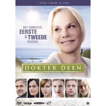 Just Entertainment Dokter Deen - Seizoen 1 & 2