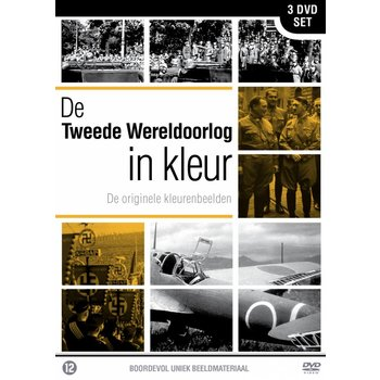 TDM Entertainment De Tweede Wereldoorlog in kleur