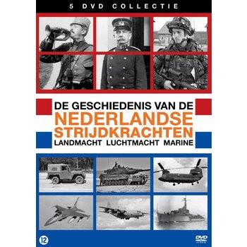 TDM Entertainment De Geschiedenis van de Nederlandse Strijdkrachten