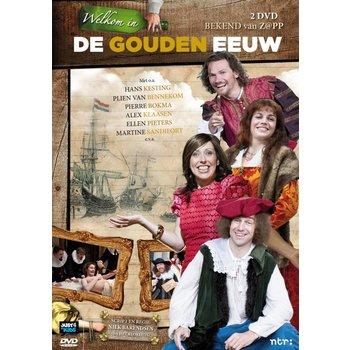 Just Entertainment De Gouden Eeuw - Junior