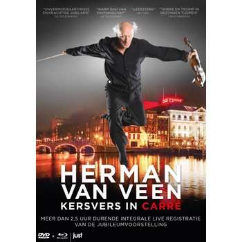 Just Entertainment Herman van Veen - Kersvers in Carré