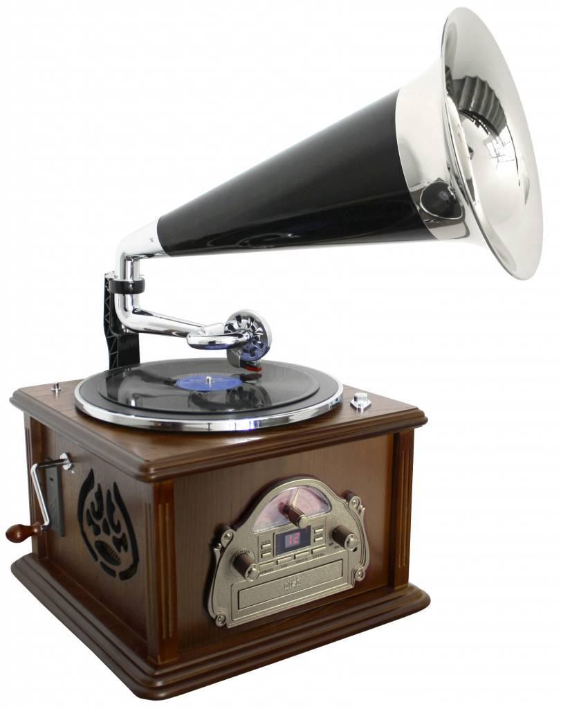 Retro apparatuur en retro radio's