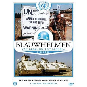 Just Entertainment Blauwhelmen - Van Libanon tot Liberia
