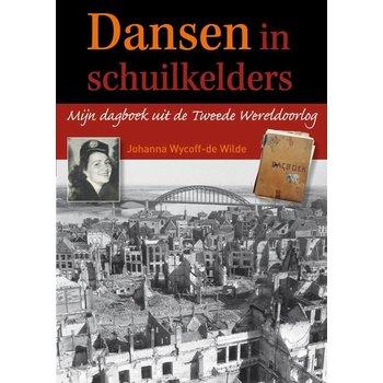 QV Uitgeverij Dansen in Schuilkelders - Mijn dagboek uit de Tweede Wereldoorlog.