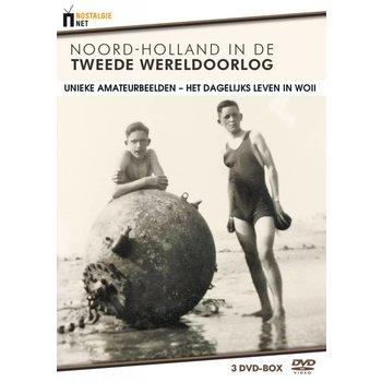 Just Entertainment Noord-Holland in de Tweede Wereldoorlog