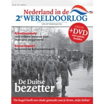 Source1 Media De Duitse bezetter (magazine + DVD)