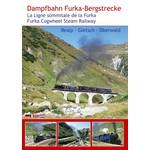 Van den Burg Beeldproducties Dampfbahn Furka-Bergstrecke