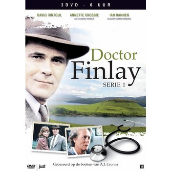Just Entertainment Doctor Finlay - Serie 1