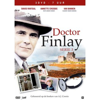Just Entertainment Doctor Finlay - Serie 3