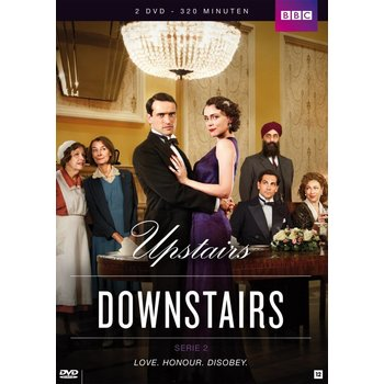 Just Entertainment Upstairs Downstairs - Serie 2