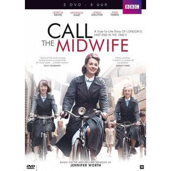 Just Entertainment Call The Midwife - Seizoen 1