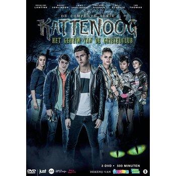 Just Entertainment Kattenoog - Het geheim van de griezelclub (seizoen 1)