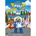 Just Entertainment Robocar Poli - Het reddingsteam van Bezemstad