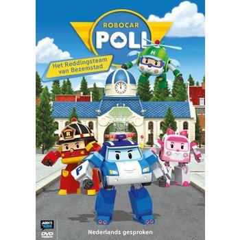 Just Entertainment Robocar Poli - Het reddingsteam van Bezemstad