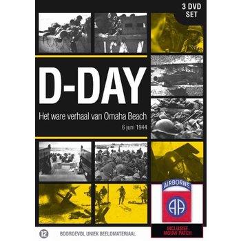 TDM Entertainment D-Day - Het ware verhaal van Omaha Beach (met gratis airborn patch!)