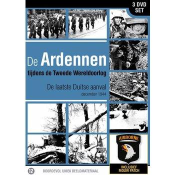 TDM Entertainment De Ardennen - De laatste Duitse aanval (met gratis mouw patch!)