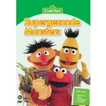 Just Entertainment Sesamstraat - Supergezonde Monsters