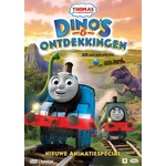 Just Entertainment Thomas de Stoomlocomotief - Dino's en Ontdekkingen