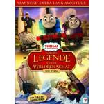 Just Entertainment Thomas de Stoomlocomotief - Sodors Legende van de Verloren Schat (film)